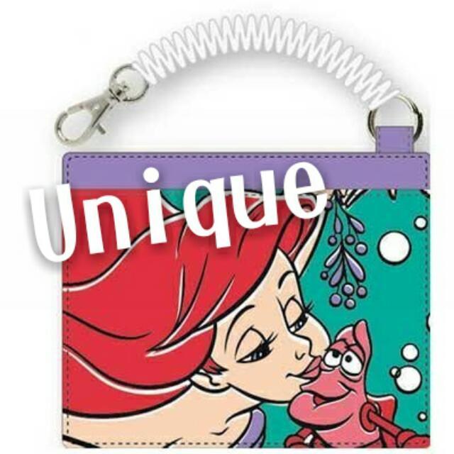 美人魚 公主 票卡 證件夾 悠遊卡 ⭐數量有限
