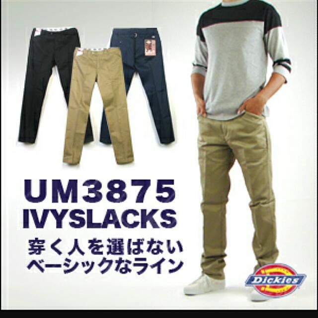 日版 DICKIES UM3875 工作褲