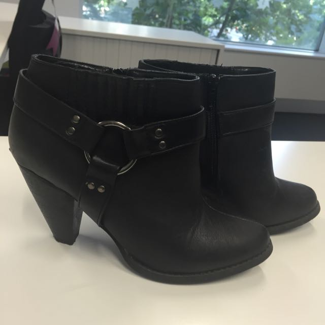 Ankle Biker Booties