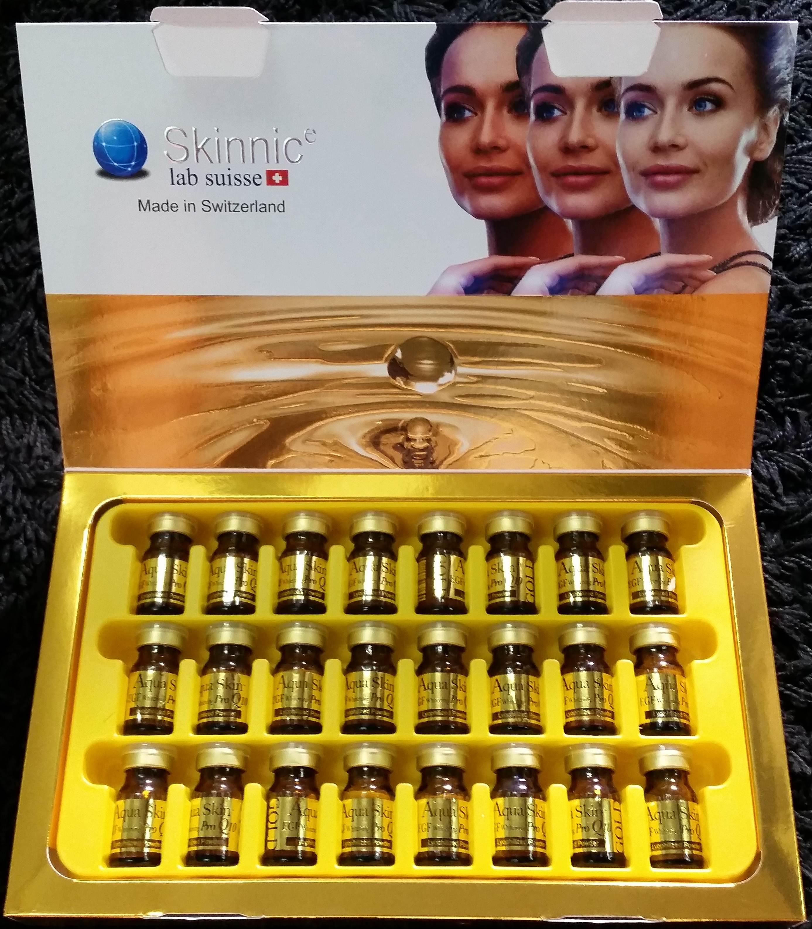 Aqua Skin Whitening Pro q10 Skinnic