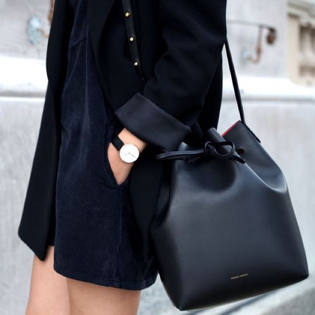 c89e0b27c8b54 Authentic   Mansur Gavriel Bucket Bag (Regular size)