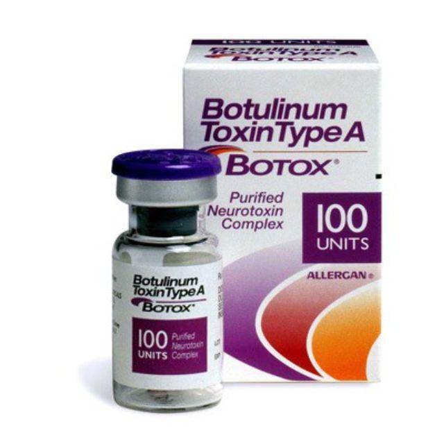 Botulinum Toxin Botox Allergan 100 ui