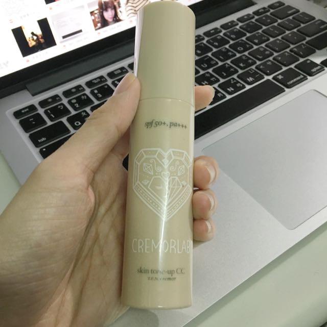 韓國CREMORLAB 水麗妍礦物CC霜 SPF50