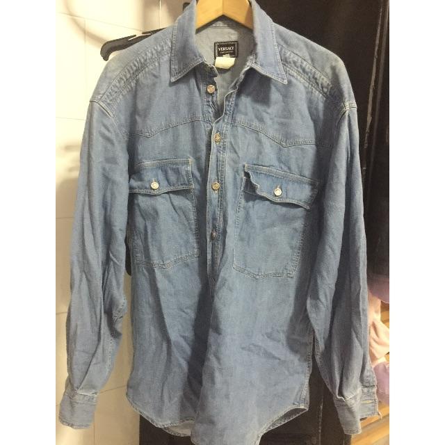 4044851c4a44 Gianni Versace (Versace Jeans Couture) - Denim Shirt