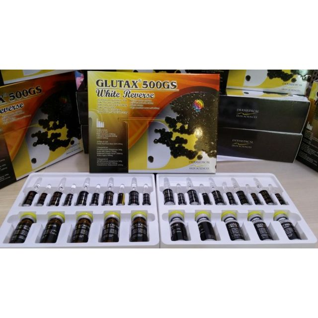 Glutax 500gs White Reverse Whitening Injection