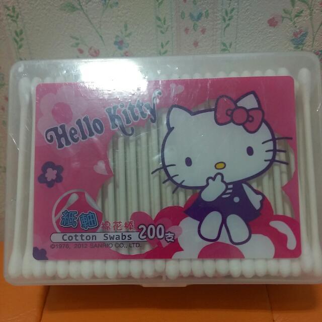 Kitty棉花棒