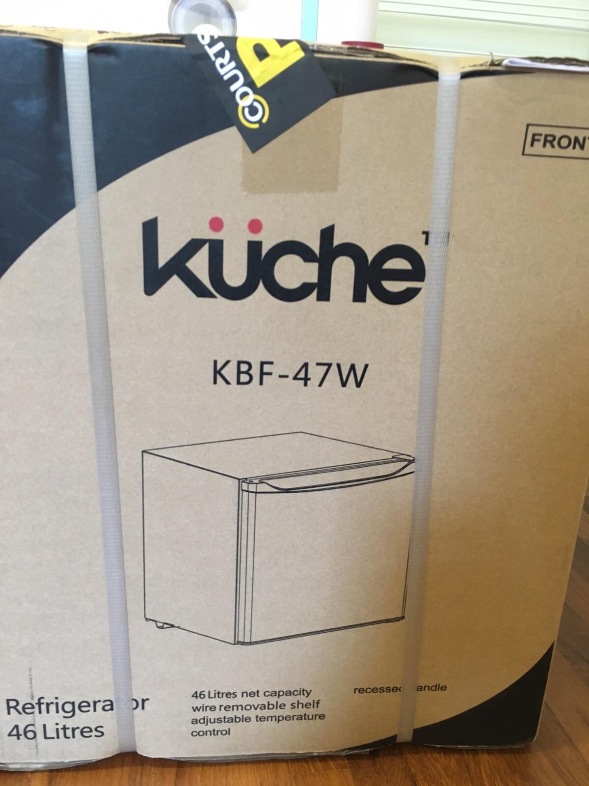 Kuche Bar Fridge 46 Litres - KBF-47W, Home Appliances on Carousell