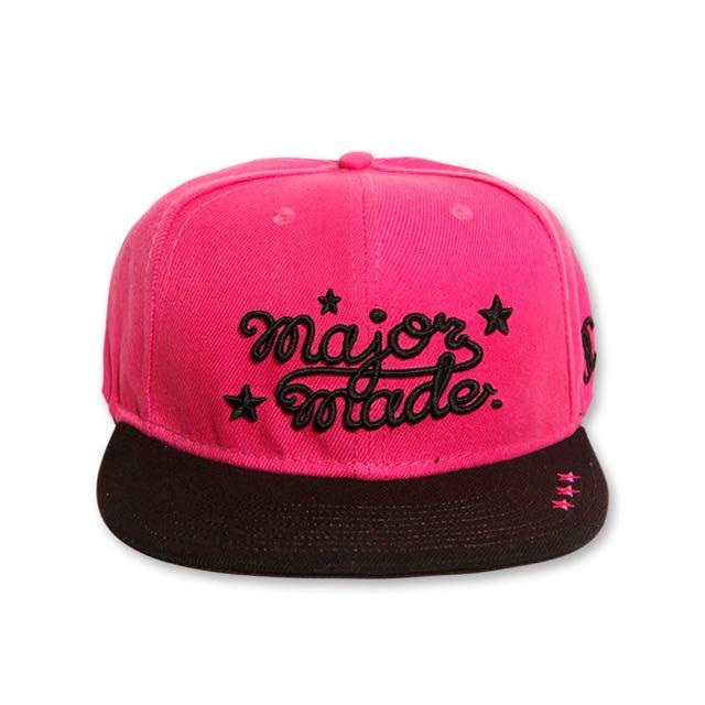 全新Major 桃紅帽 NT:400含運