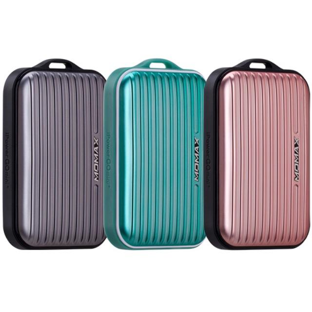 MOMAX摩米士 行動電源 iPower GO mini+ External Battery Pack 10000mAh