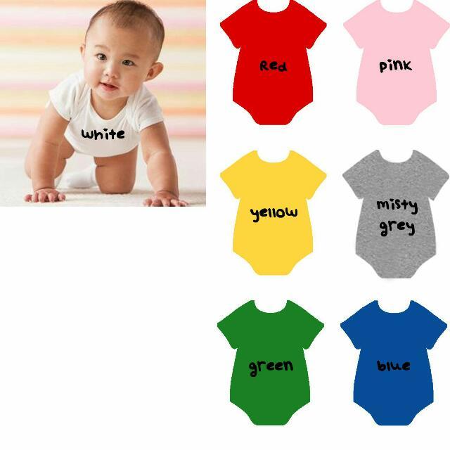 💙Colorful Baby Boy Romper💙 Family Tshirt Kids Tees