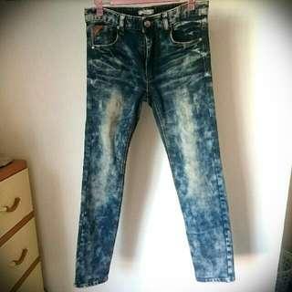 🚚 (免運)型男牛仔褲👖