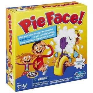 Running Man 遊戲 砸派機 Pie Face 砸奶油機