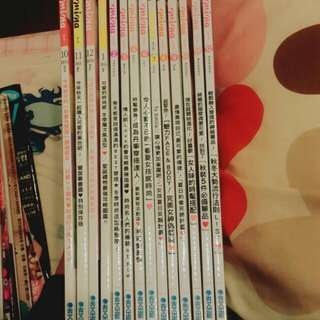 【書籍】mina雜誌