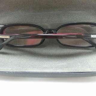 Genuine MISSONI reading glasses/frames