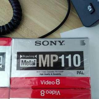 New Sony MP110 Tape