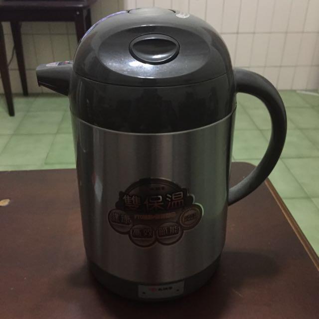 尚朋堂1.5公升防燙塑殼快煮壺(SSP-1522)