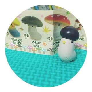 扭蛋 香菇鳥 香菇雞 鸚鵡 隱藏