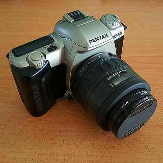 Pentax MZ-50 Film SLR Camera