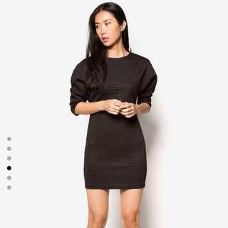 Black Dress By Zalora
