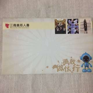 ✨五月天明信片