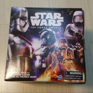 Star Wars First Order Legion 7 In 1 Pack