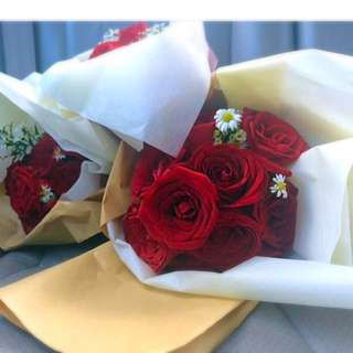 Fresh Roses Bouquets 🌹🌹🌹