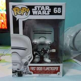 Funko Pop! Star Wars First Order Flametrooper