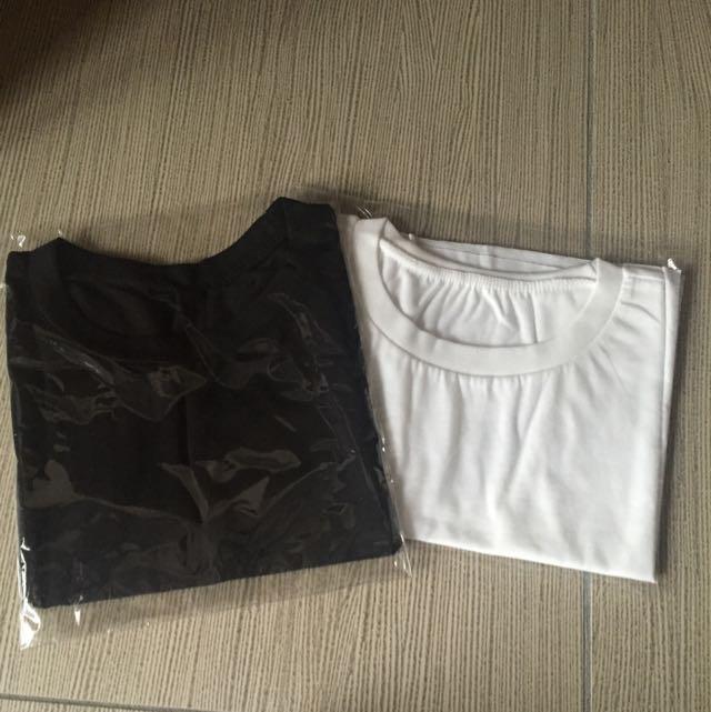 (全新)黑白短版背心