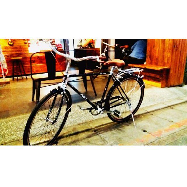 歐洲經典時尚 紳士復古車 台灣組裝 腳踏車