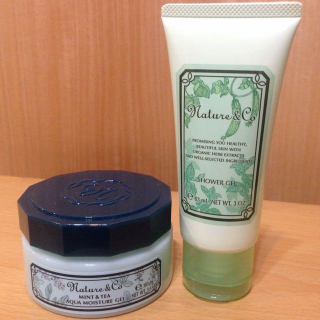 (出貨中)日本品牌 Natural & Co