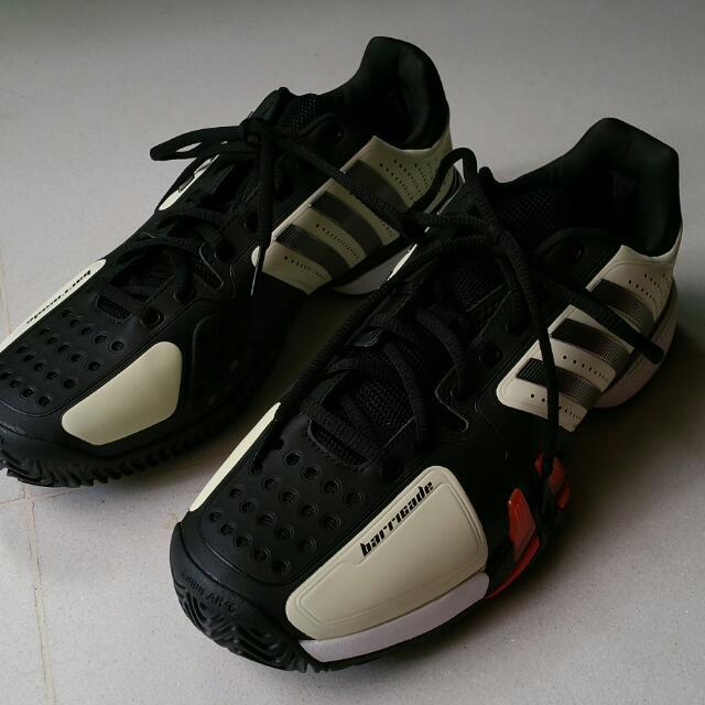 brand new Adidas Barricade 7.0 Size US