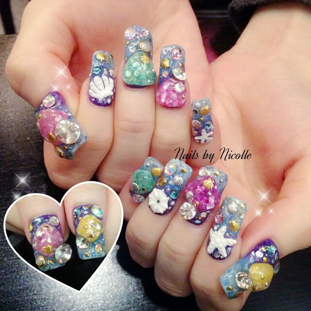 cny 2016*nail design*gel manicure*pedicure*nail art, Design & Craft ...