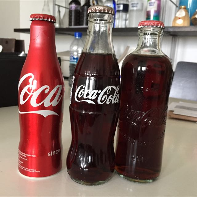 Coke Bottles Collection