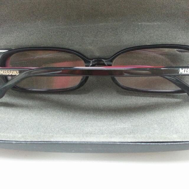 Genuine MISSONI reading glasses/frames