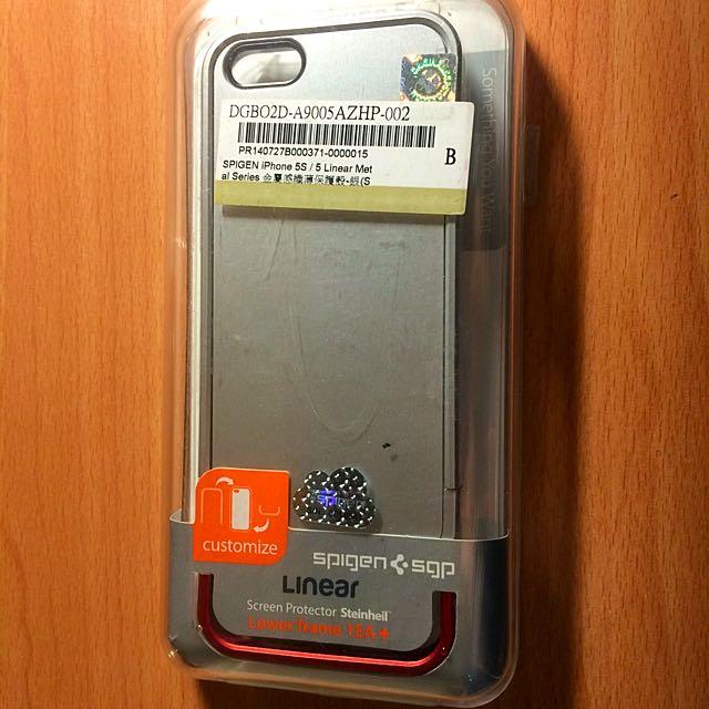 iPhone5/5s 鋁製手機殼