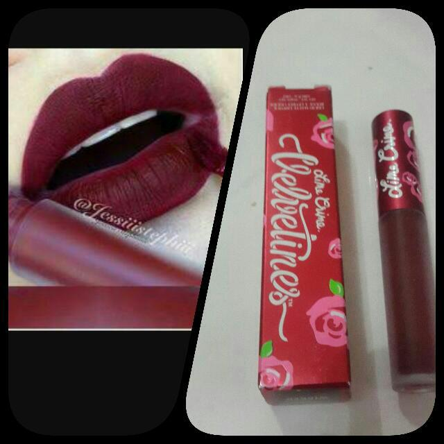 SALE!! ORI..Lime Crime WICKED Brand New