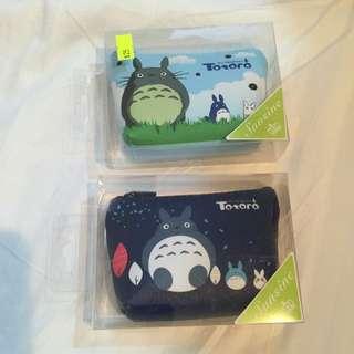 BN Totoro Coin Pouch