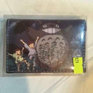 BN Totoro Card Purse