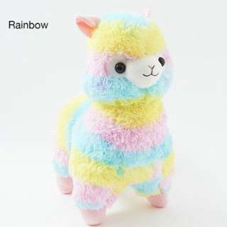 Rainbow Alpacasso