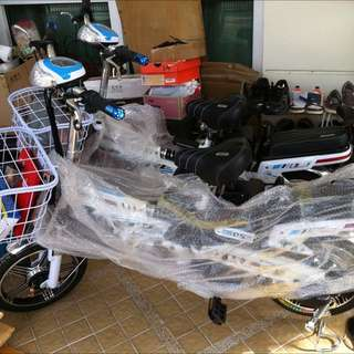 Brand New Electric Bike Bicycle SUV 7