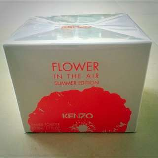 [LIMITED EDITION] Kenzo Flower In The Air Summer Edition