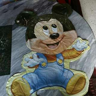 Preloved - BABY MICKEY Themed Helium Balloons Banquet