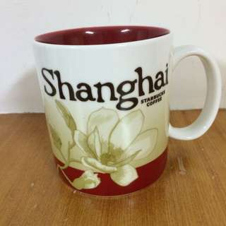 星巴克上海杯
