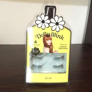 [全新]DOLLY WINK 假睫毛