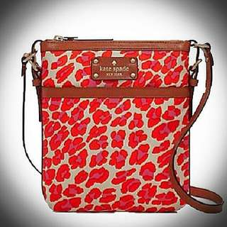**New Bag For CNY** Kate Spade Into The Wild Thomas
