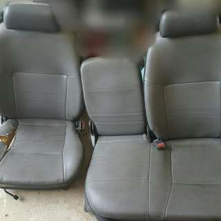Front Seat Toyota Hiace