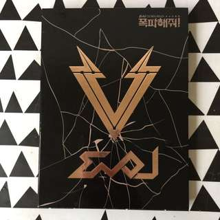 EVOL 1st Mini Album