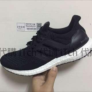 (現貨)adidas ultra boost m 黑白
