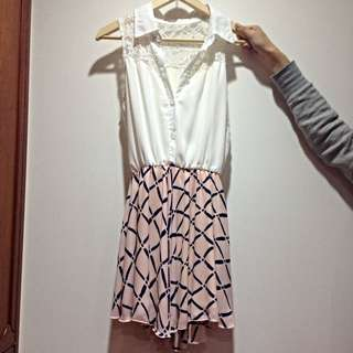 (全新)蕾絲連身裙