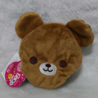 熊熊頭零錢包